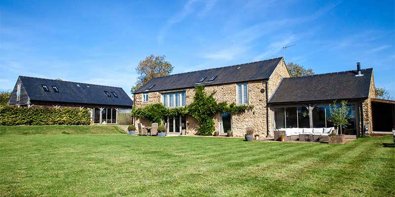 Portfolio of building projects in North Oxfordshire